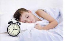 زمان خواب خود را تنظیم کنید